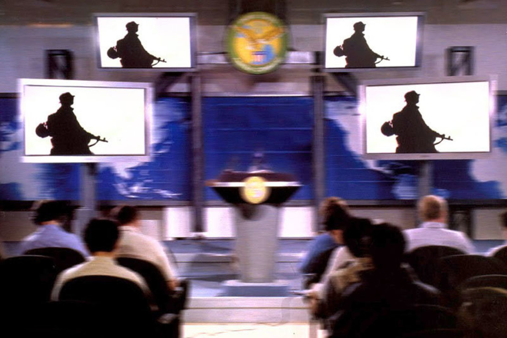 Control Room – The Media during the Iraq War – Crucible Media