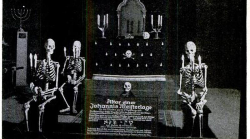 Freemasonry and Bloodlines – Crucible Media